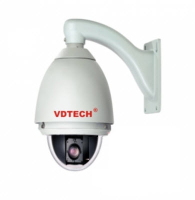 Camera VDTech Speedome Analog 600TVL VDT - 18ZA