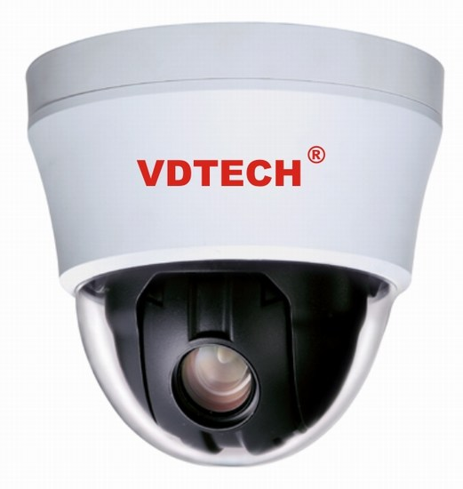 Camera VDTech Speedome Analog 600TVL VDT - 36ZA